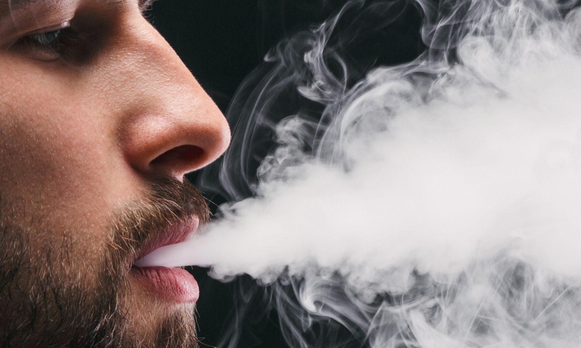 Smoking-Nicotine-Detection